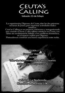 ceuta's calling